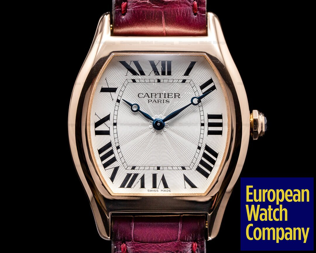 Cartier Privee 2498 Collection Tortue 18K Rose Gold Ref. 2498