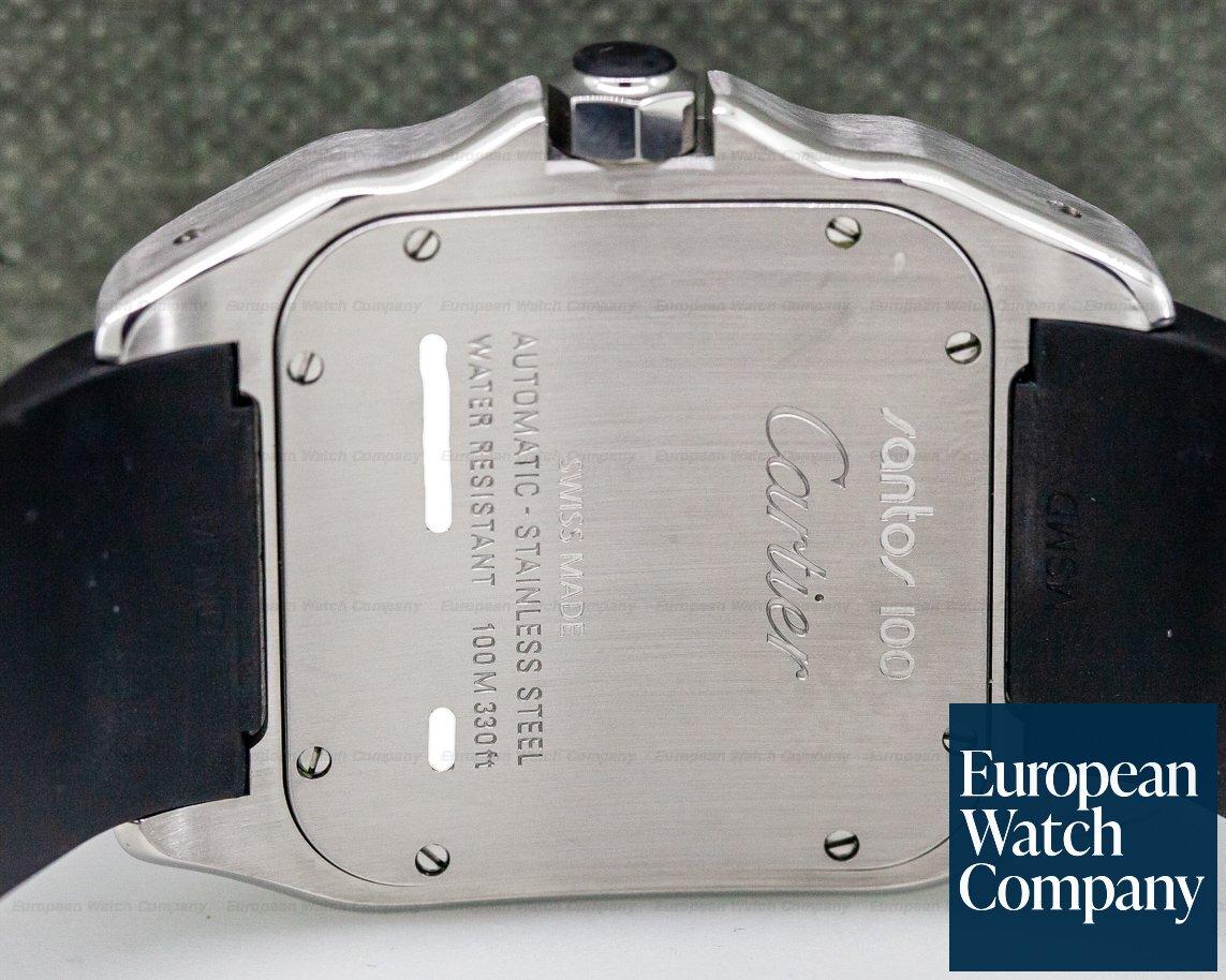 Cartier W20121U2 Santos 100 SS XL Automatic