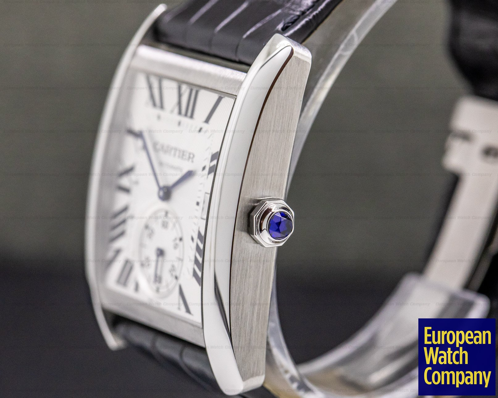 Cartier W5330003 Tank MC Silver Dial SS Automatic