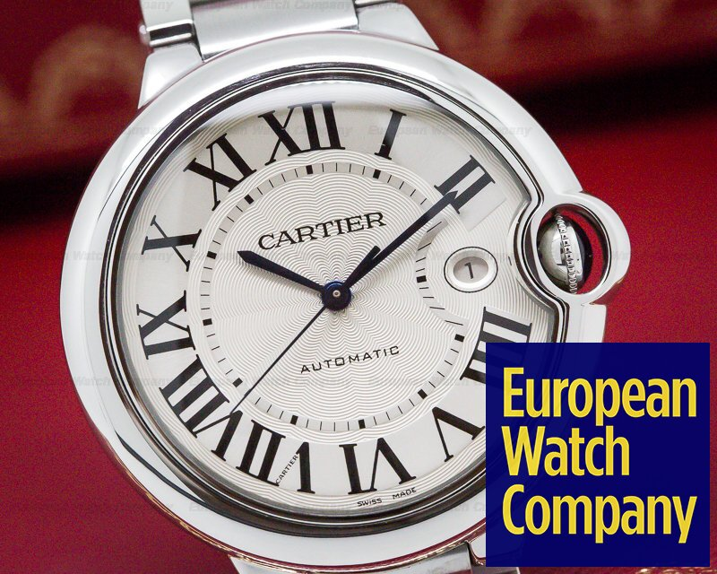 Cartier W69012Z4 Ballon Bleu Automatic SS 42MM