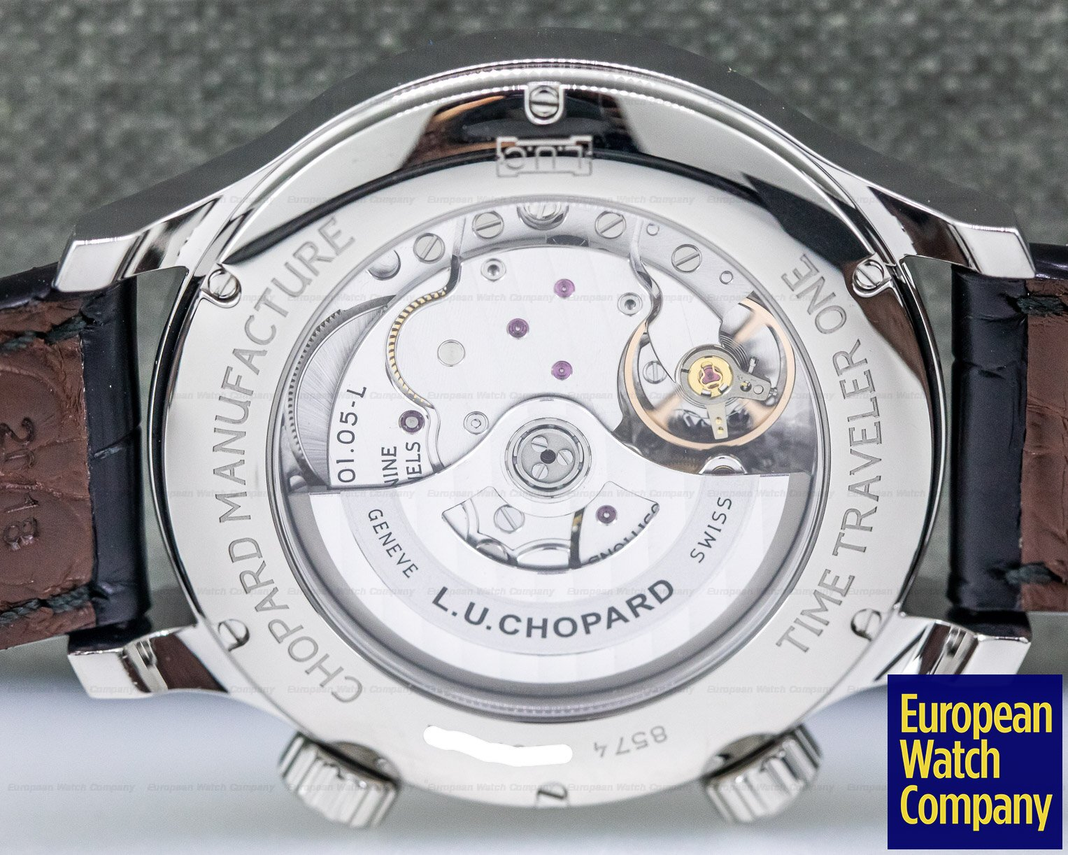Chopard 168574-3001 L.U.C. Time Traveler One