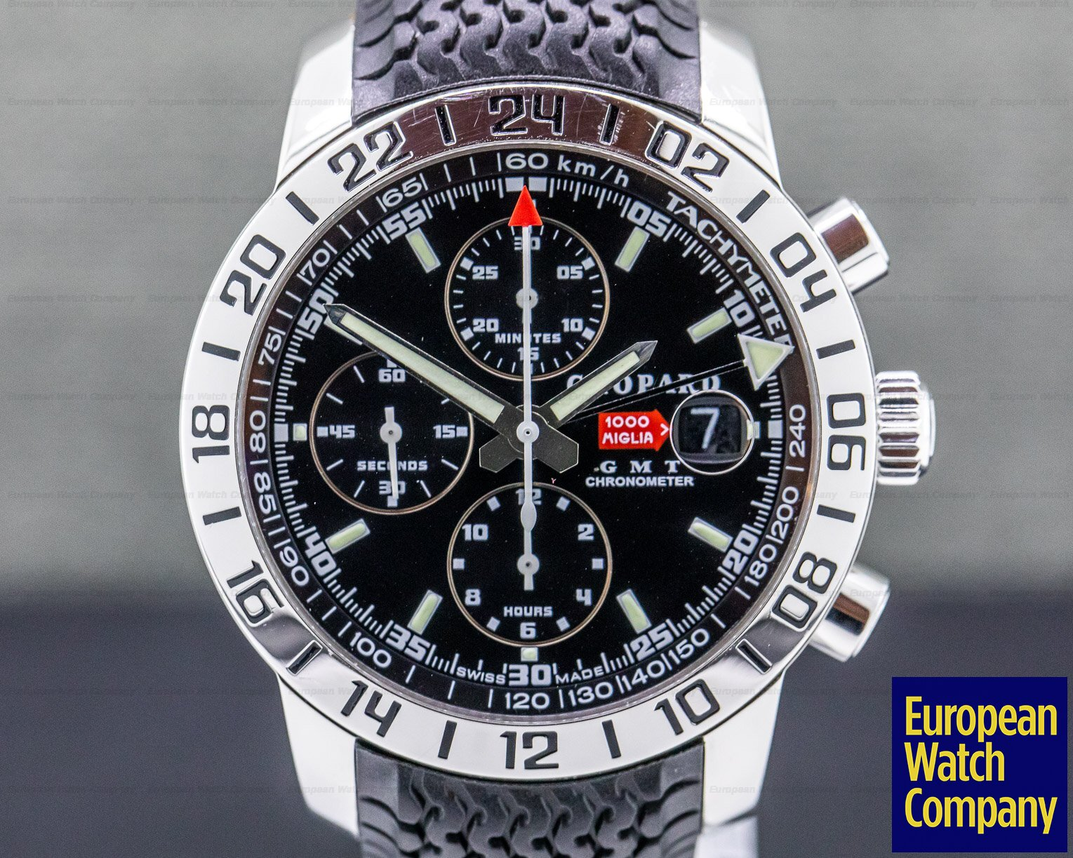 Chopard 8954 Limited Edition 2004 Mille Miglia Chrono GMT