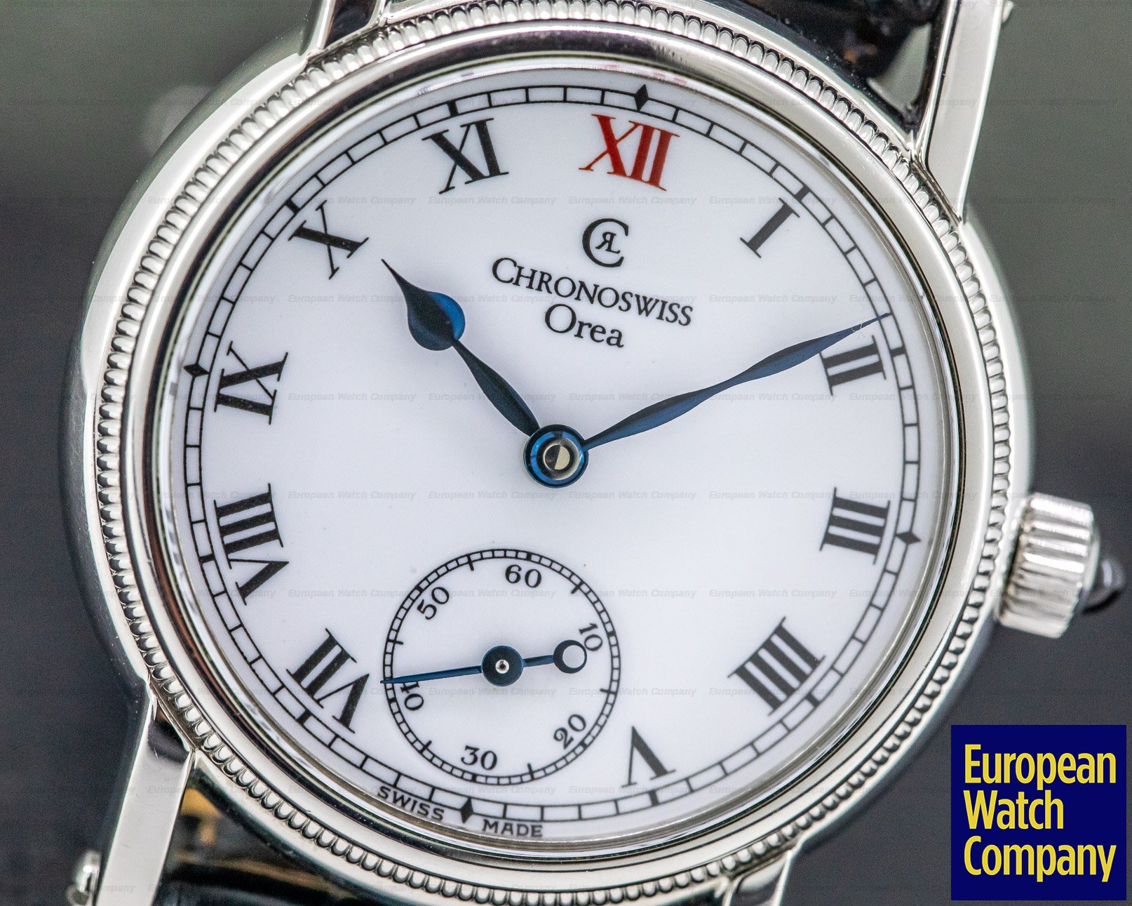 Chronoswiss CH 1763 Orea Manual Enamel Dial Ladies 29MM