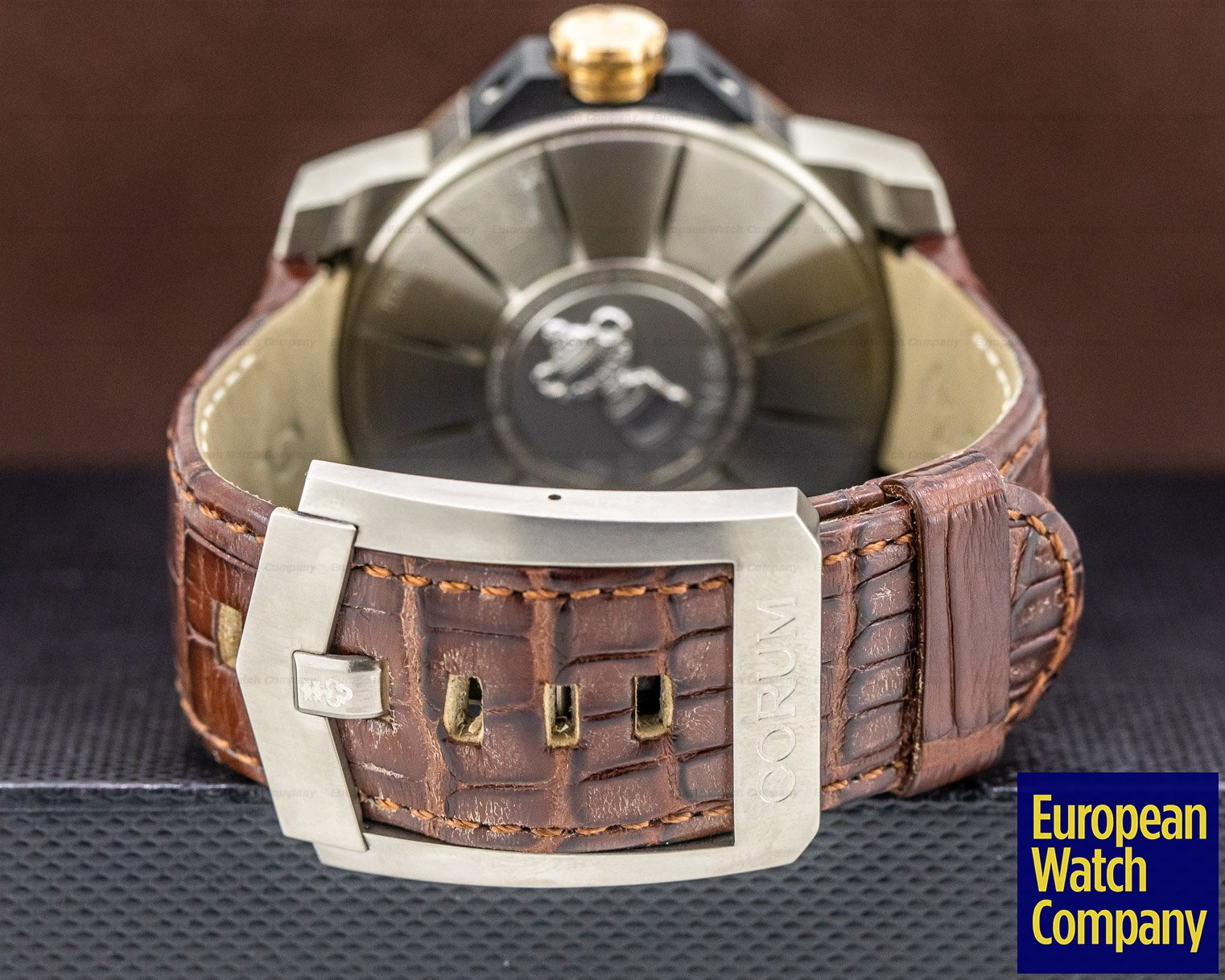 Corum 947.931.05 Admiral's Cup Competition 48 Titanium/18k Rose Gold