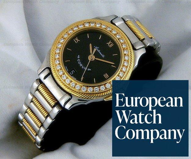Corum Corum Temps Mecanique 2t Diamond