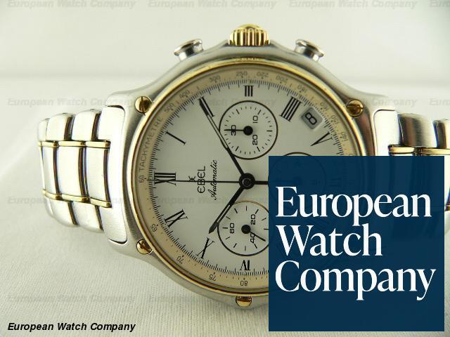 Calendario Ebel.Ewc Sold Watches 538