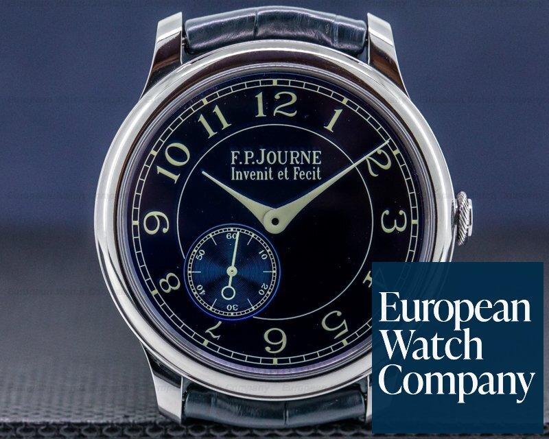 F. P. Journe CB Chronometre Bleu Tantalum Blue Dial