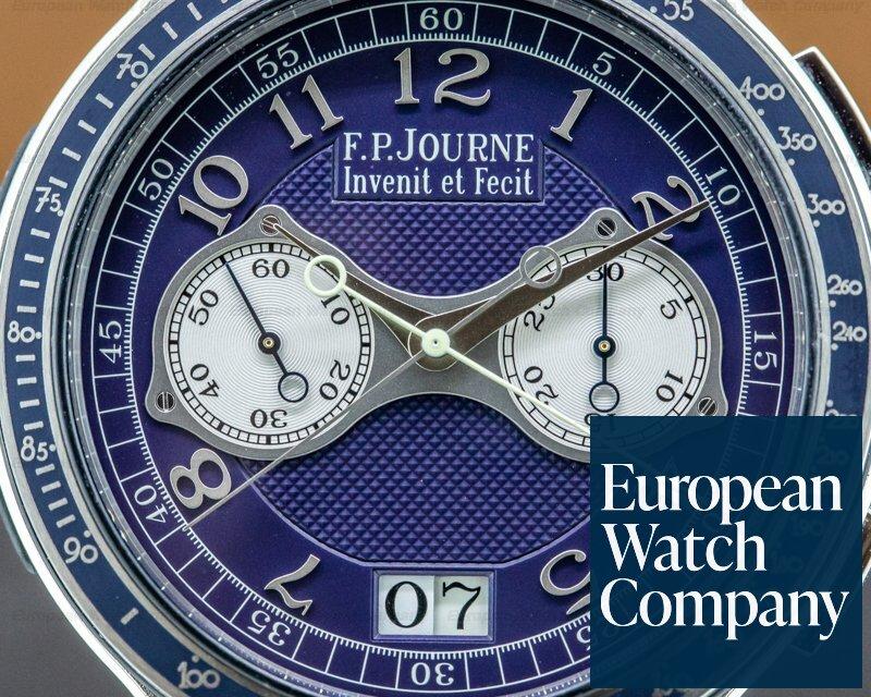 F. P. Journe Chronographe Monopoussoi Chronographe Monopoussoir Rattrapante 950 Platinum UNWORN