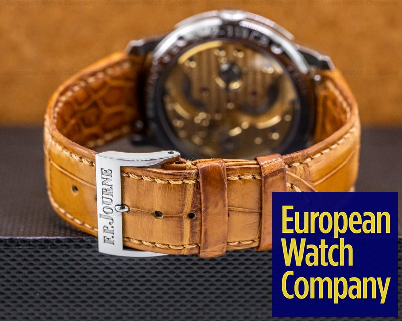 F. P. Journe Chronometre Blue Chronometre Bleu Tantalum Blue Dial 2018