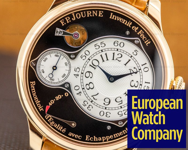 F. P. Journe Chronometre Optimum Bout Chronometre Optimum 18k Rose Gold / BOUTIQUE EDITION 40MM
