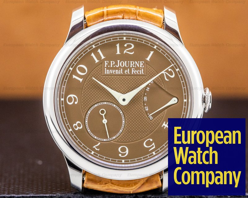 F. P. Journe Chronometre Souverain Ha Chronometre Souverain Havana Platinum 40MM