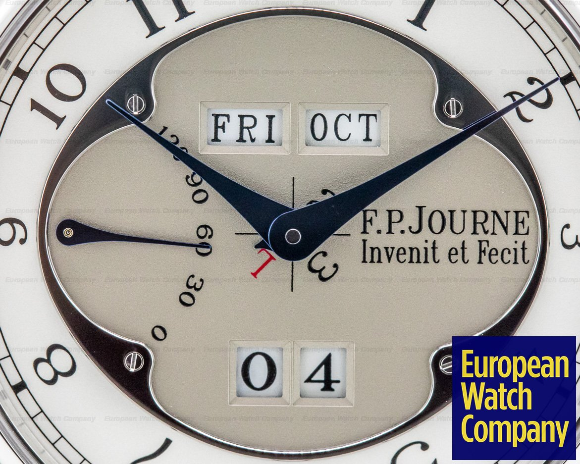 F. P. Journe Octa Perpetual Calendar Octa Quantieme Perpetual Calendar Platinum