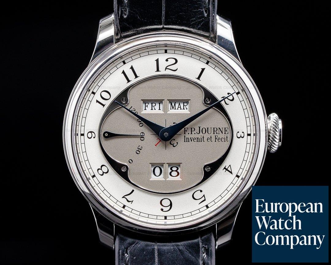 F. P. Journe Octa Perpetual Calendar  Octa Quantieme Perpetual Calendar Platinum 40MM