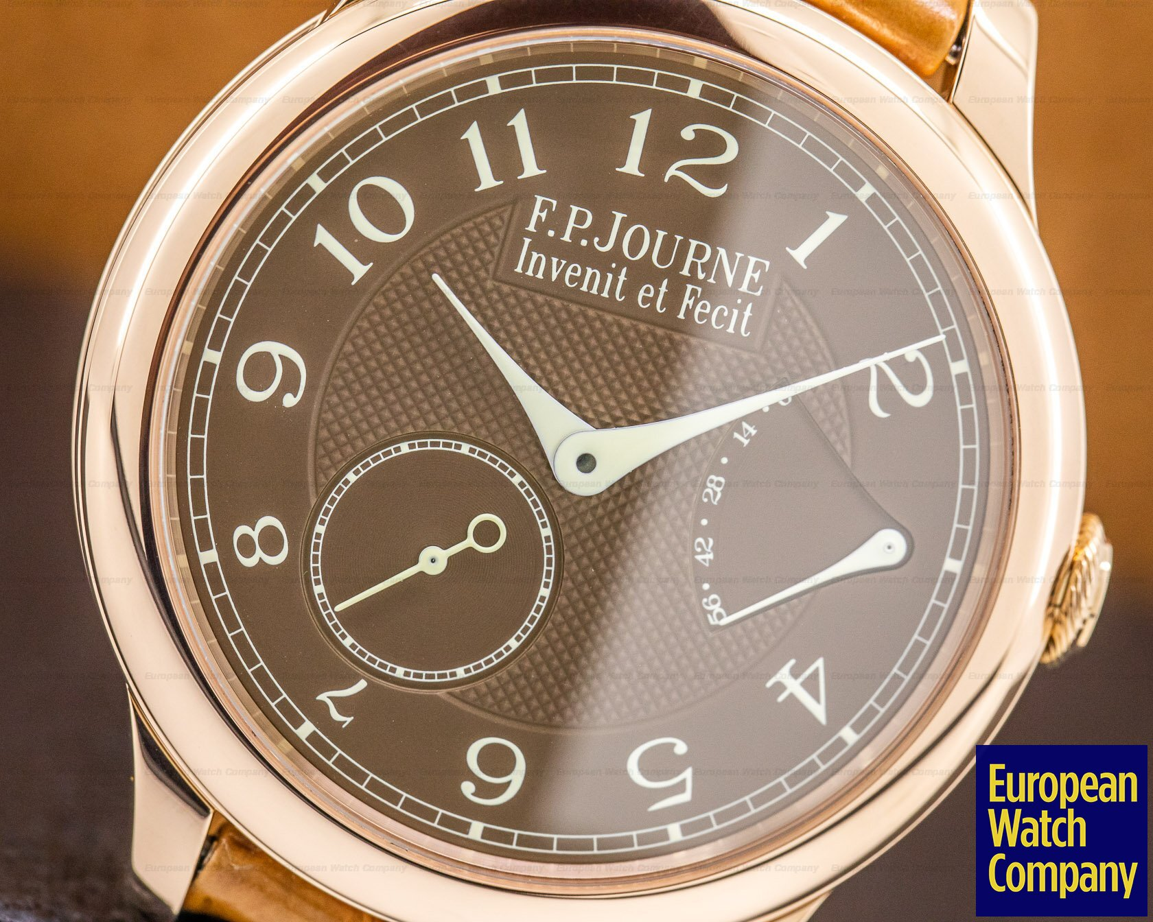 F. P. Journe Souverain Havana Chronometre Souverain Havana 18k Rose Gold 40MM