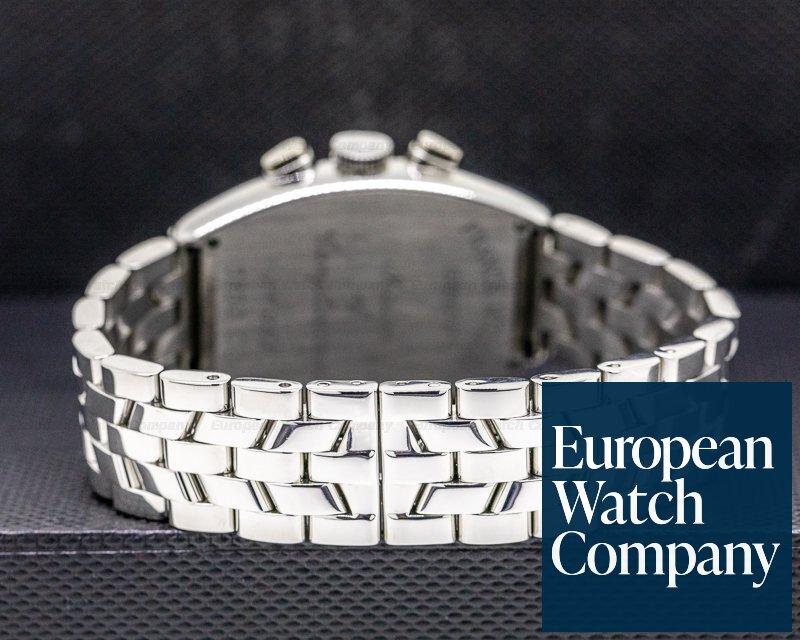 Franck Muller 5850 CC Casablanca Chronograph Silver Dial SS