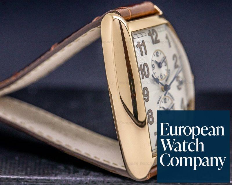 Franck Muller 6850 MB WALL STREET Master Banker 'WALL STREET' Limited 18K Rose Gold