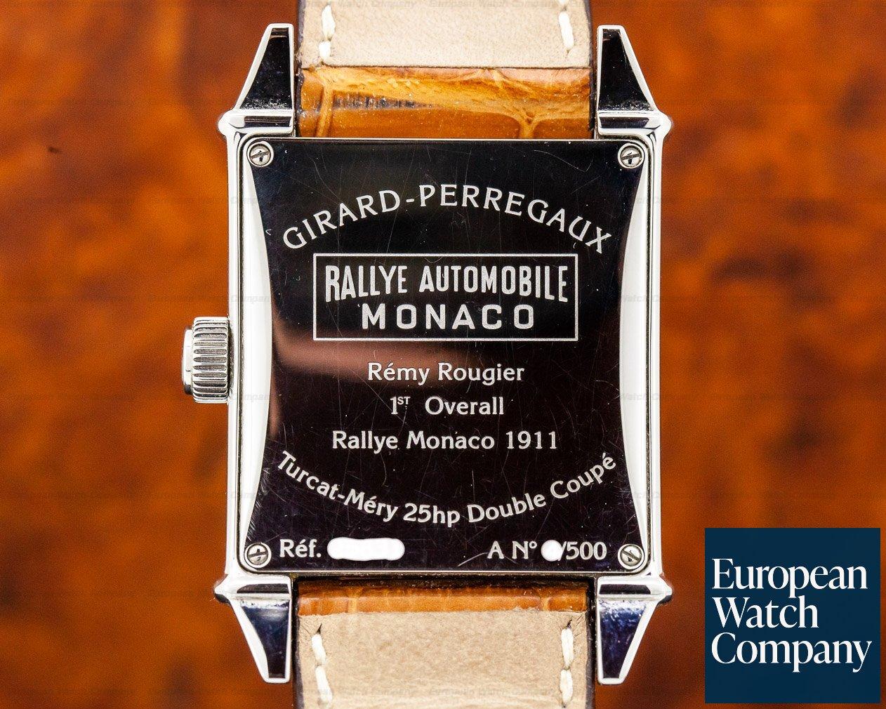 Girard Perregaux 25831 Vintage 1945 Monaco 1911 Ltd.
