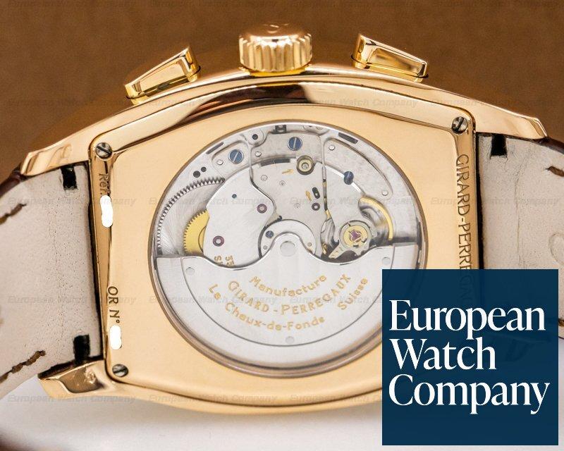 Girard Perregaux 27650-0-52-1151 Richville Rose Gold Chronograph