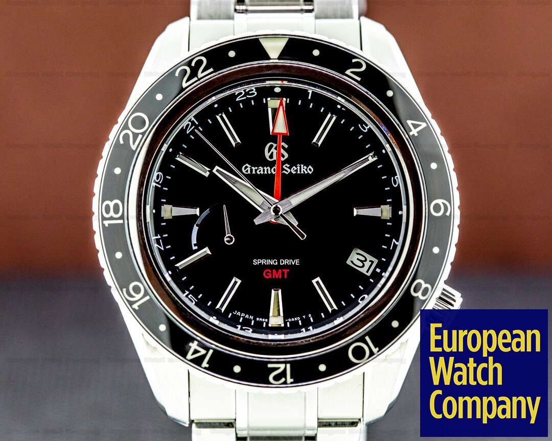 Grand Seiko Sport Collection Spring Drive GMT Ref. SBGE201G