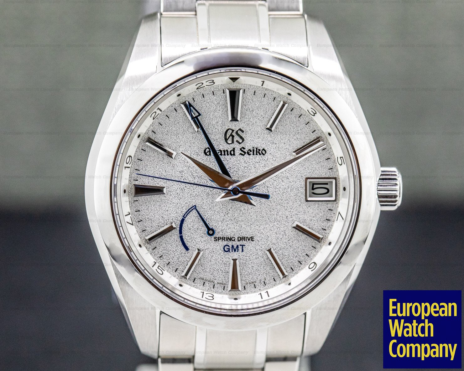 Grand Seiko SBGE249 Grand Seiko Limited Edition Spring Drive GMT UNWORN