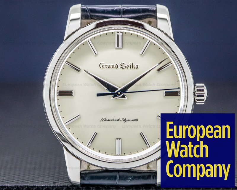Grand Seiko SBGW033 Grand Seiko 130th Anniversary Limited Edition SS / Silver Dial