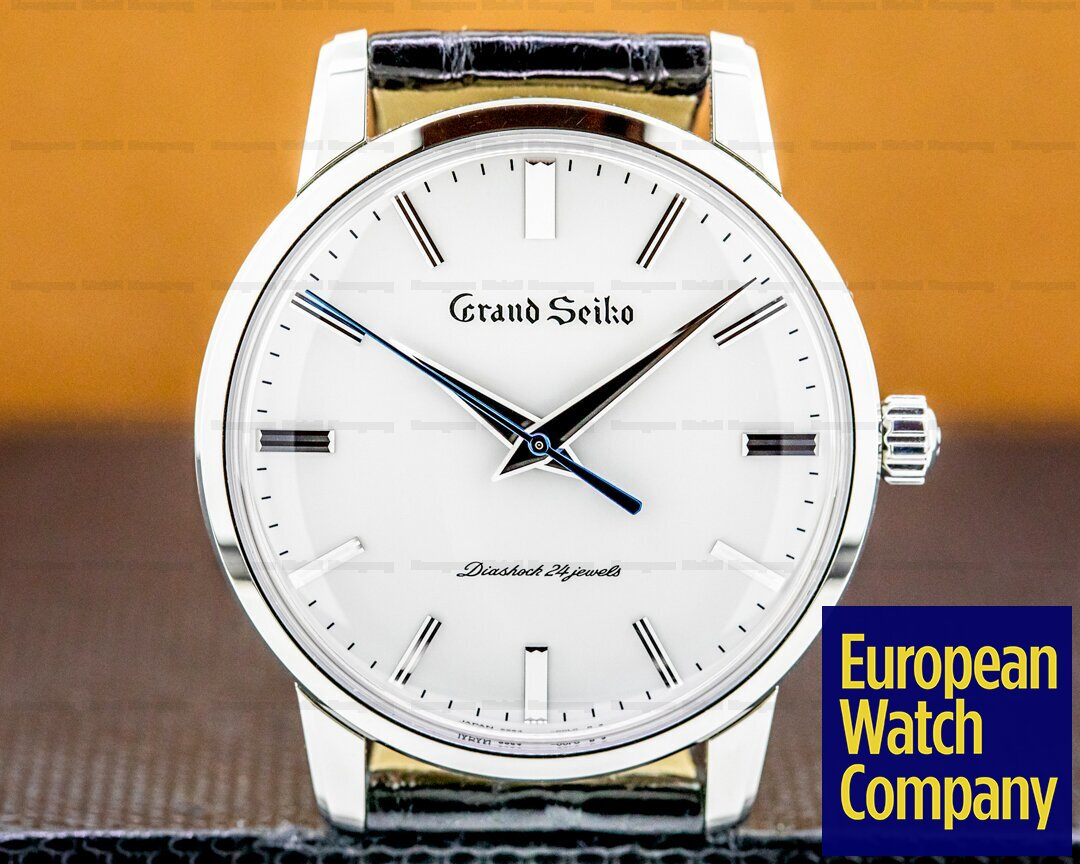 Grand Seiko Grand Seiko Tribute to 1960 Limited Edition SS / Silver Dial Ref. SBGW253
