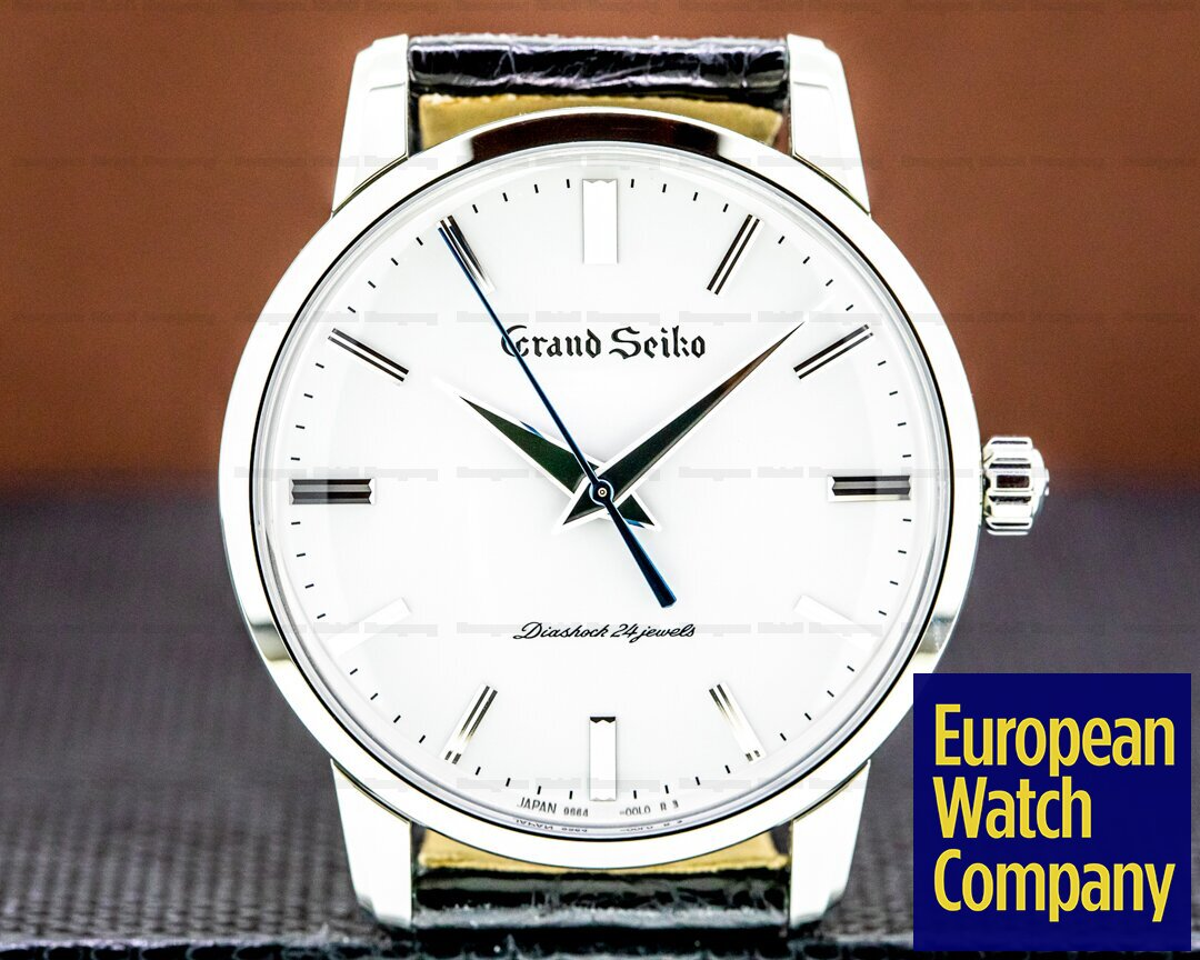 Grand Seiko SBGW253 Grand Seiko Tribute to 1960 Limited Edition SS / Silver Dial