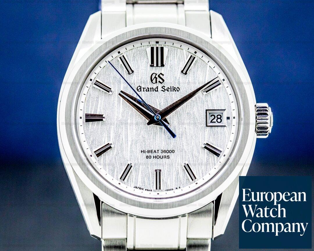 Grand Seiko Grand Seiko Hi-Beat 36000 White Birch SS Ref. SLGH005