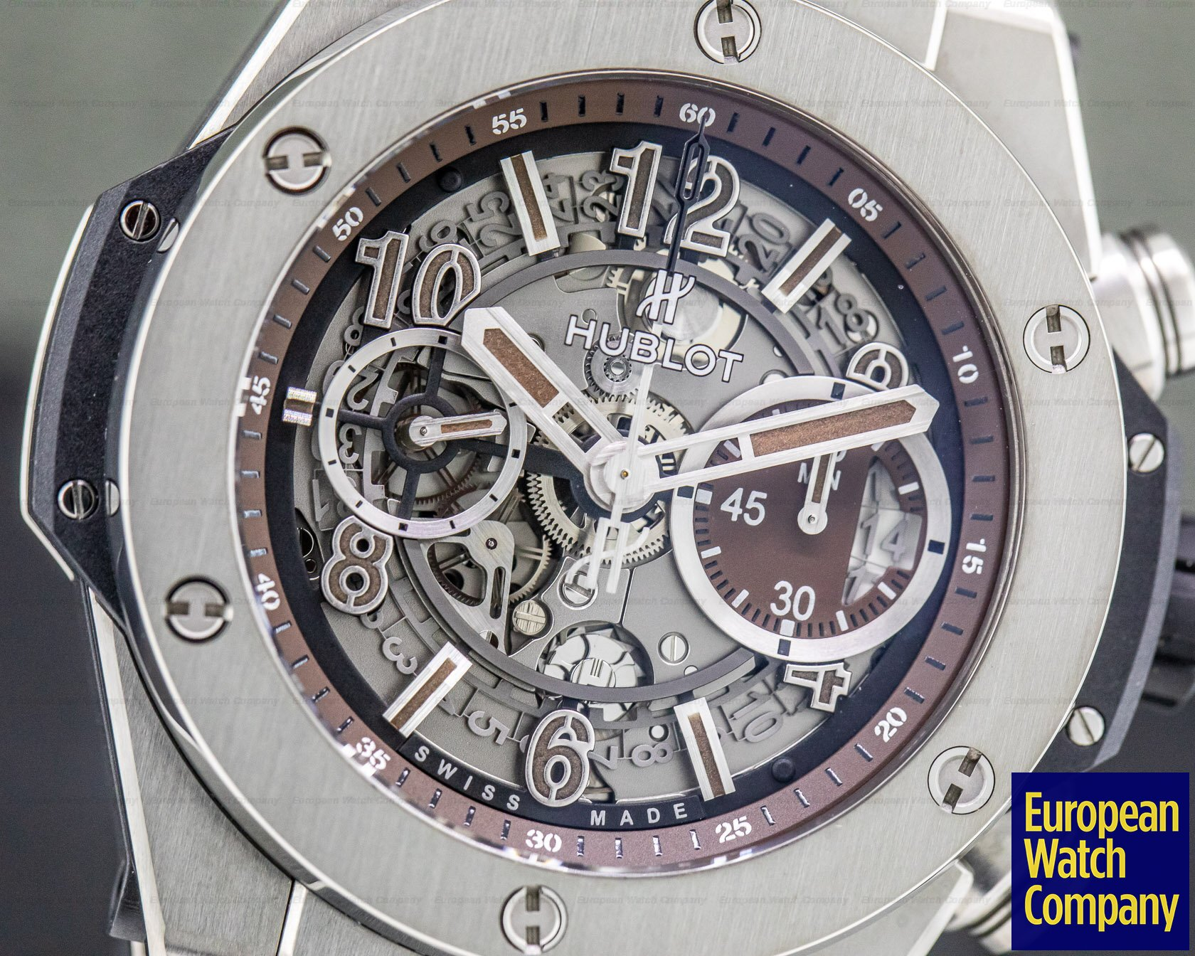 Hublot 411.NX.3170.LR Ferrari Big Bang Unico SS BOUTIQUE EXCLUSIVE
