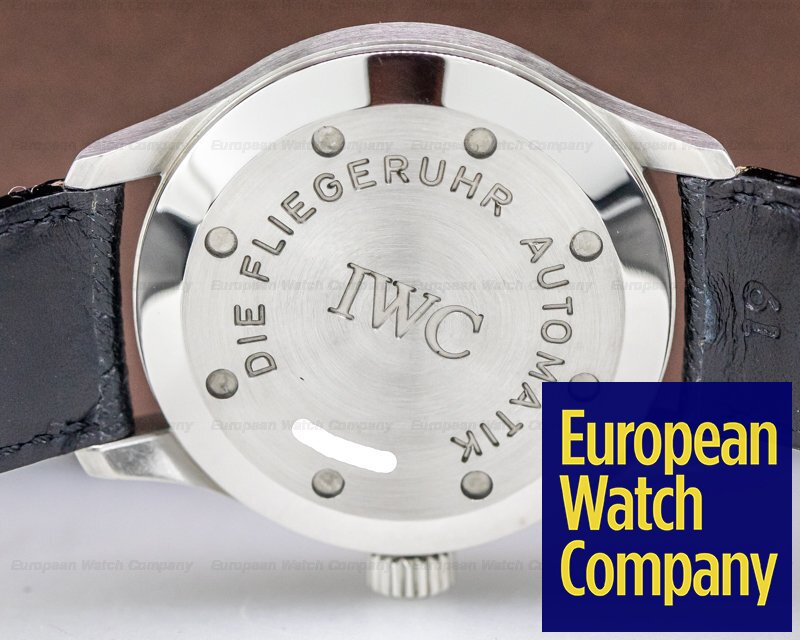 IWC 3241-001 Mark XII SS / Strap