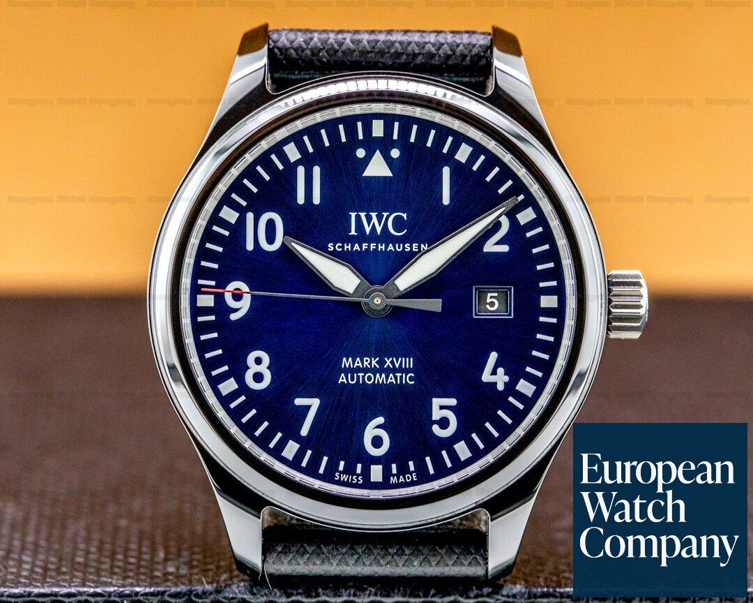 IWC 324703  Mark XVIII