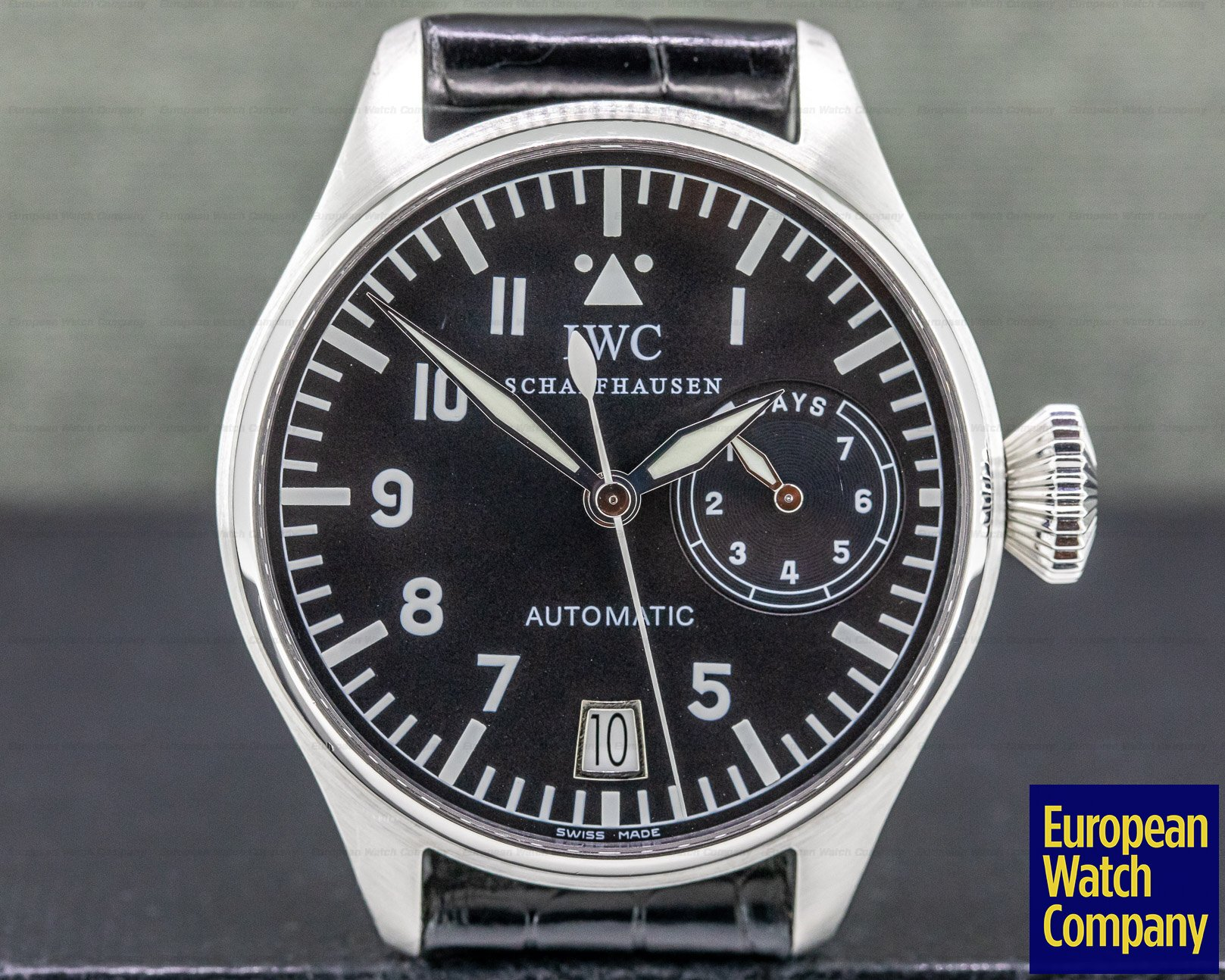 IWC 5002-01 Big Pilot 5002-01 FULL SET