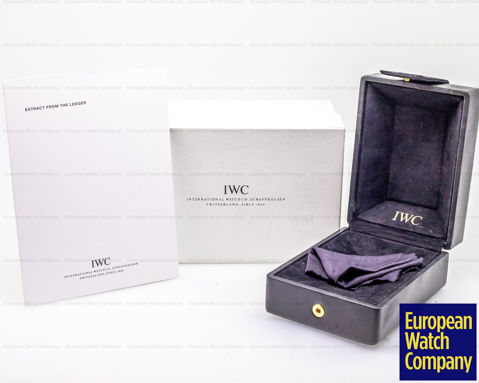 IWC 5251 Portofino Moonphase 5251 18k Yellow Gold 46MM WOW