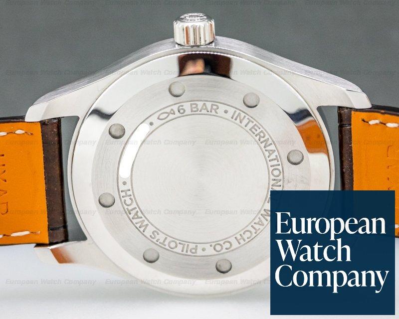 IWC IW324001 Pilot's Watch 36mm Slate Dial SS