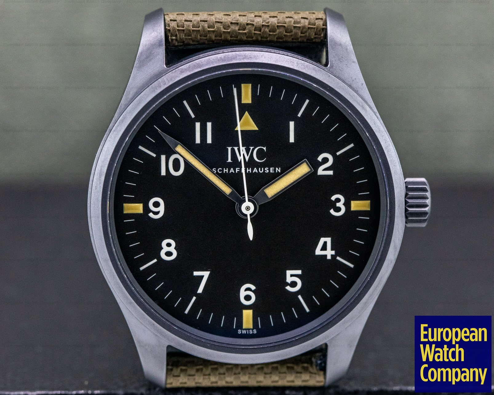 IWC IW324801 Mark XVIII Hodinkee Edition Ceramic Limited