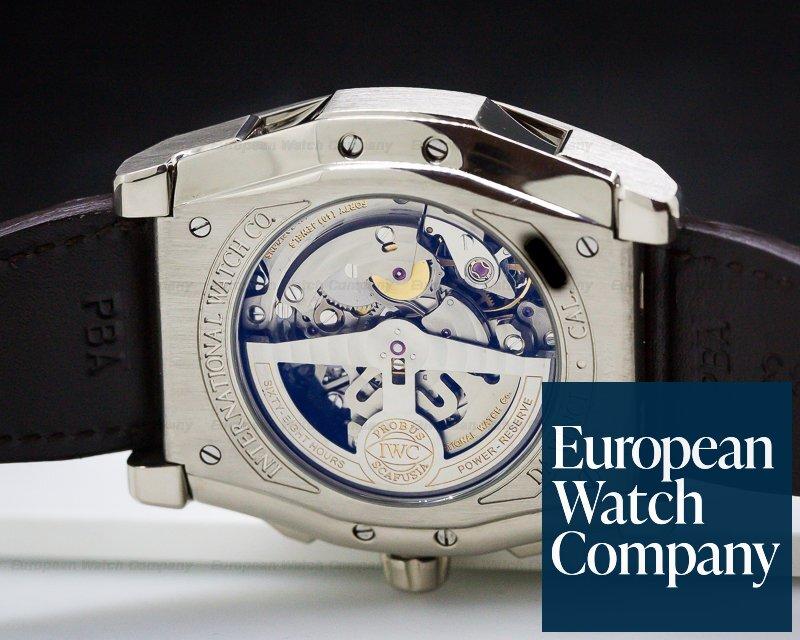 IWC IW376410 Da Vinci Flyback Chronograph 18K White Gold