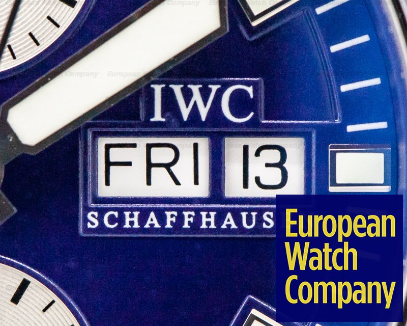 IWC IW376703 Aquatimer Chronograph Automatic SS / SS