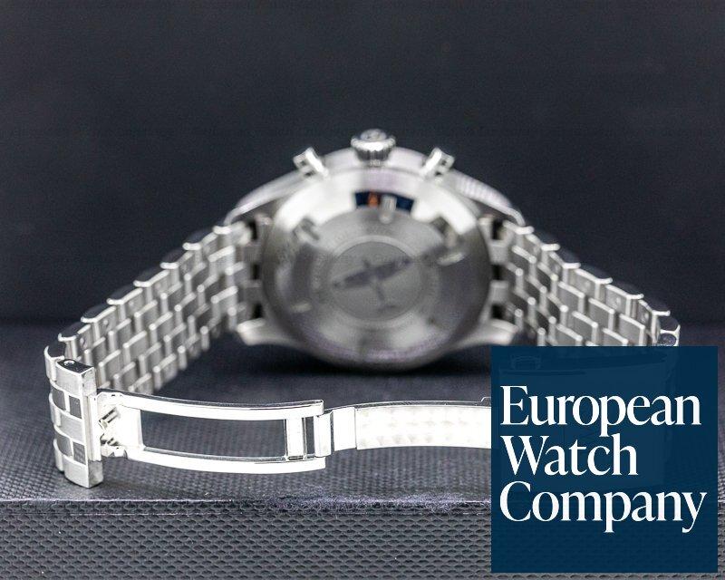 IWC IW377719 Pilot Spitfire Chronograph SS Grey SS Bracelet
