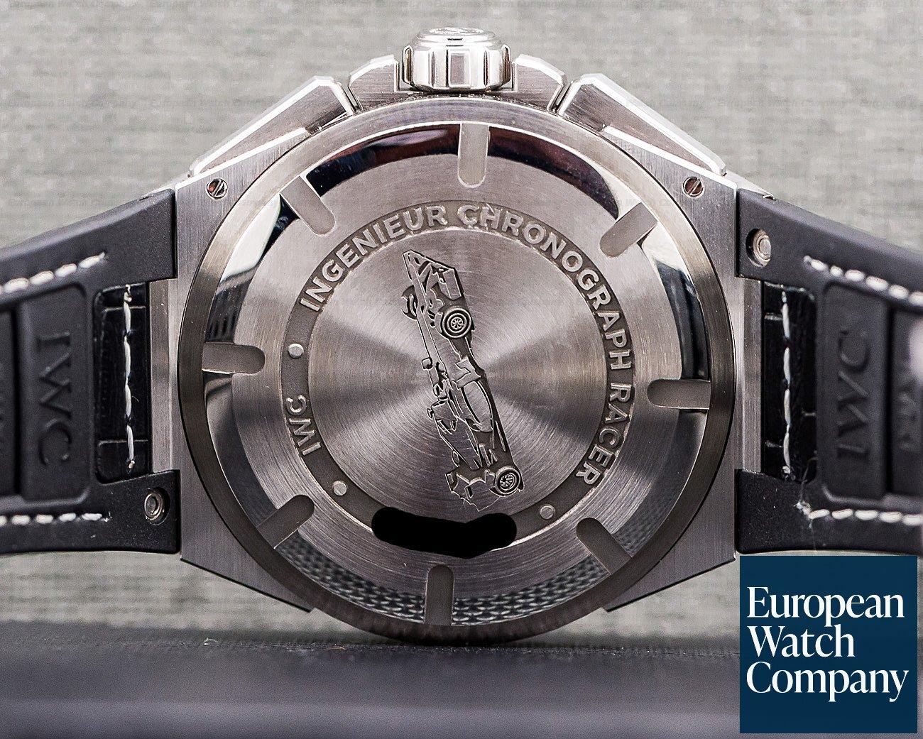 IWC IW378507 Ingenieur Chronograph Ardois Dial SS / Leather