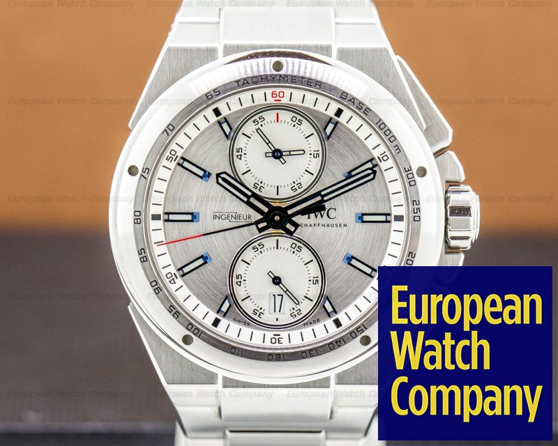 IWC IW378510 Ingenieur Chronograph Racer SS / SS
