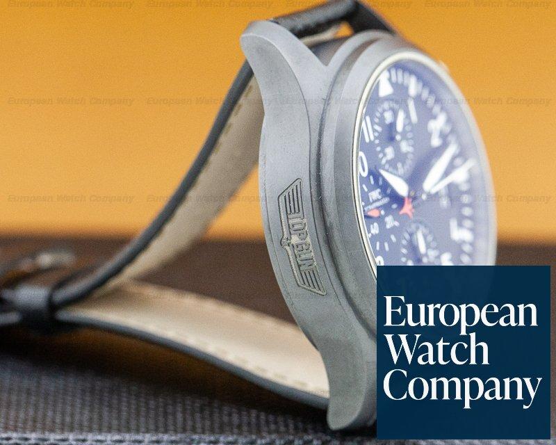 IWC IW378901 Top Gun Ceramic Pilot Chronograph