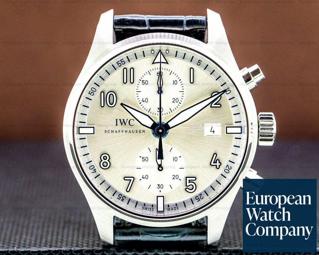 IWC IW387812 Pilot Spitfire Chronograph