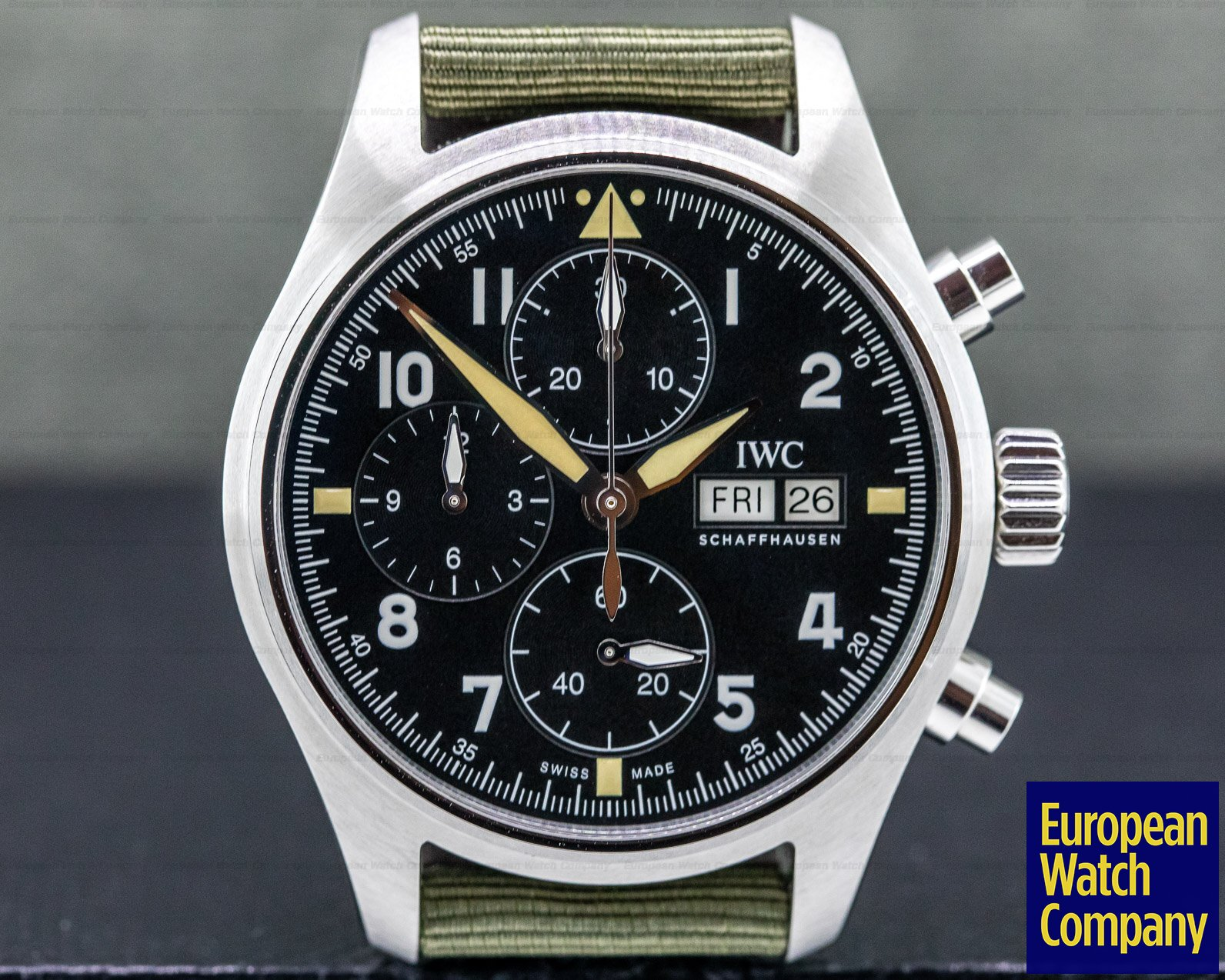 IWC IW387901 Pilot's Watch Chronograph Spitfire
