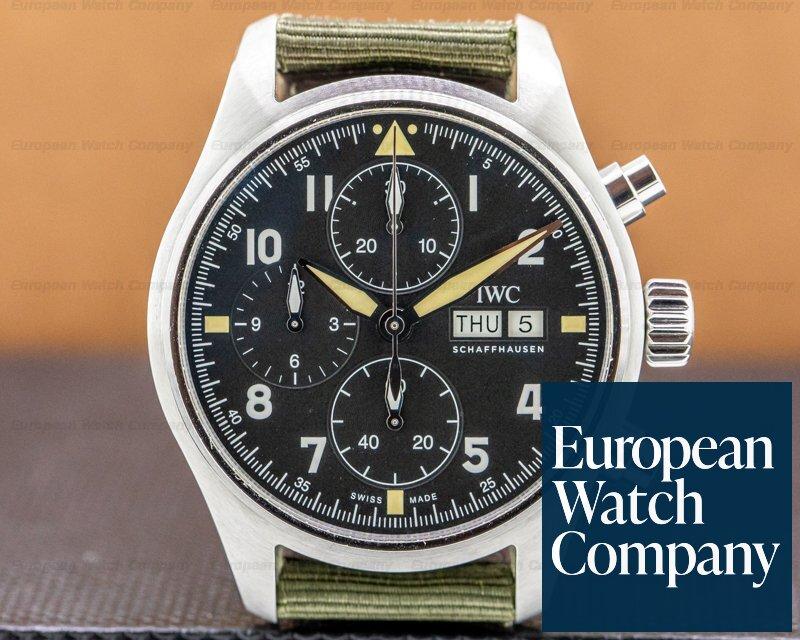 IWC IW387901 Pilot's Watch Chronograph Spitfire