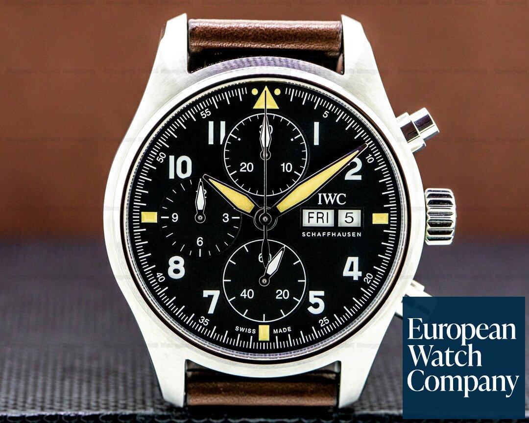 IWC IW387903 Pilot's Watch Chronograph Spitfire