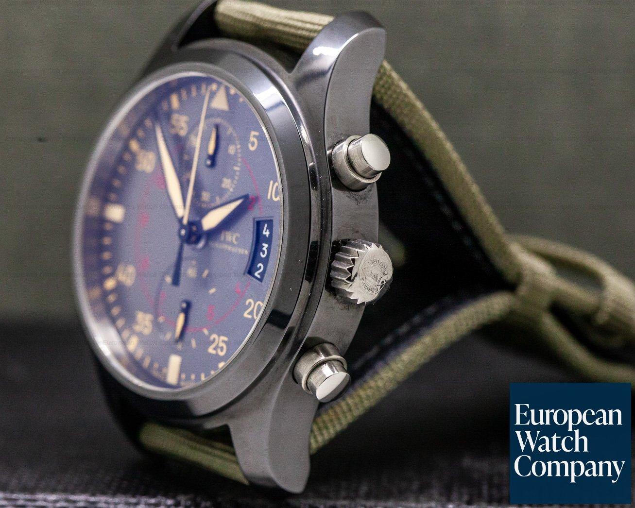 IWC IW388002 TOP GUN Miramar Chronograph Ceramic