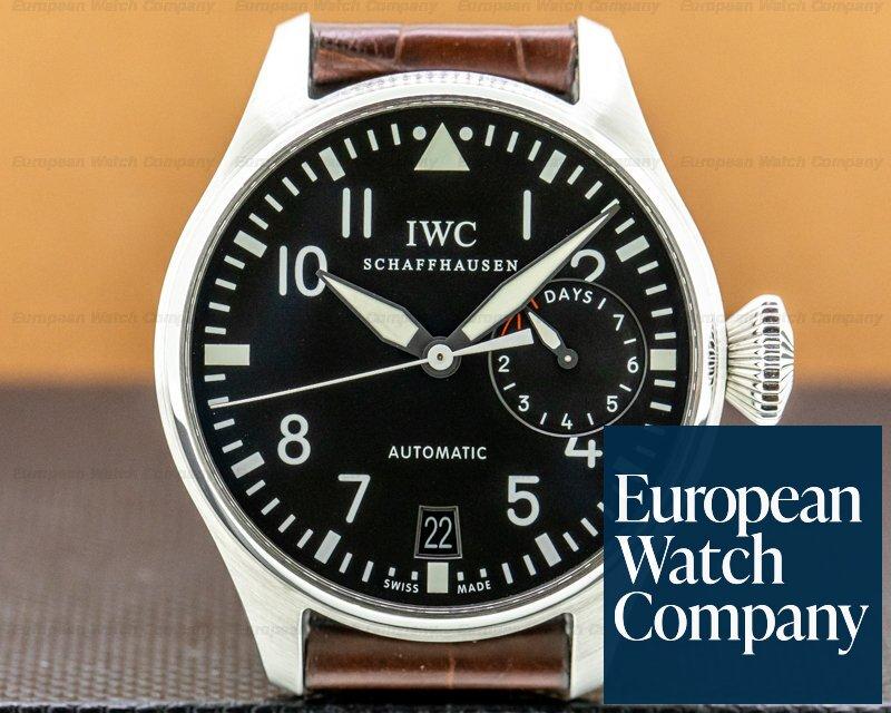 IWC IW500401 Big Pilot 7 Day SS