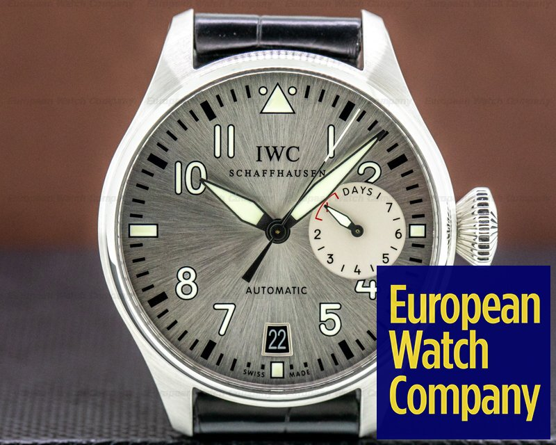 IWC IW500906 Big Pilot SS Father Edition