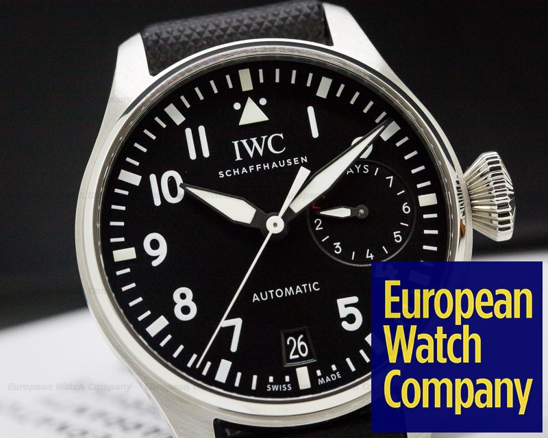 IWC IW500912 Big Pilot Stainless Steel 7 Day