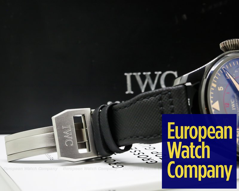 IWC IW501902 Big Pilot TOP GUN Miramar 7 Day Ceramic